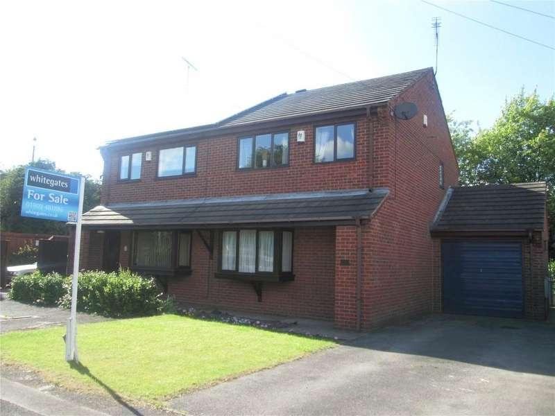 3 Bedrooms Semi Detached House for sale in Stanley Street, Worksop, Nottinghamshire, S81