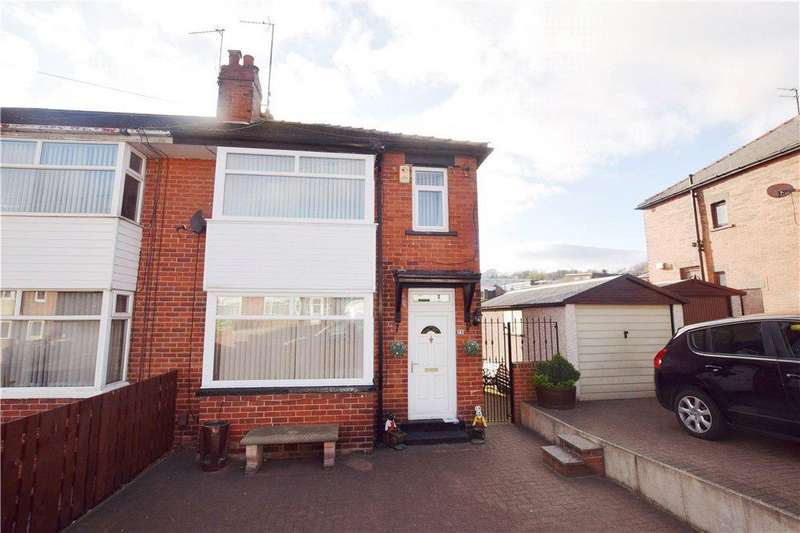 3 Bedrooms Semi Detached House for sale in Ryedale Avenue, Leeds, West Yorkshire