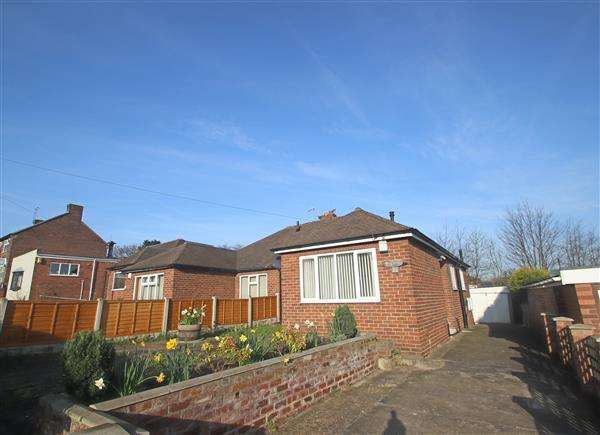 2 Bedrooms Bungalow for sale in Stockingate, South Kirkby