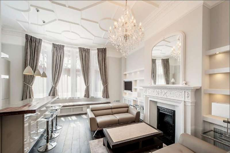 1 Bedroom Flat for sale in Draycott Place , Chelsea