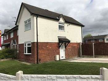 3 Bedrooms End Of Terrace House for sale in Stanedge Grove, Hawkley Hall, Wigan, WN3 5PL