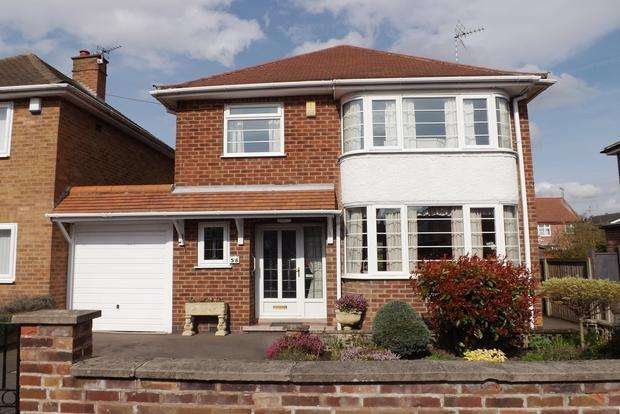 3 Bedrooms Detached House for sale in Acton Road, Arnold, Nottingham, NG5