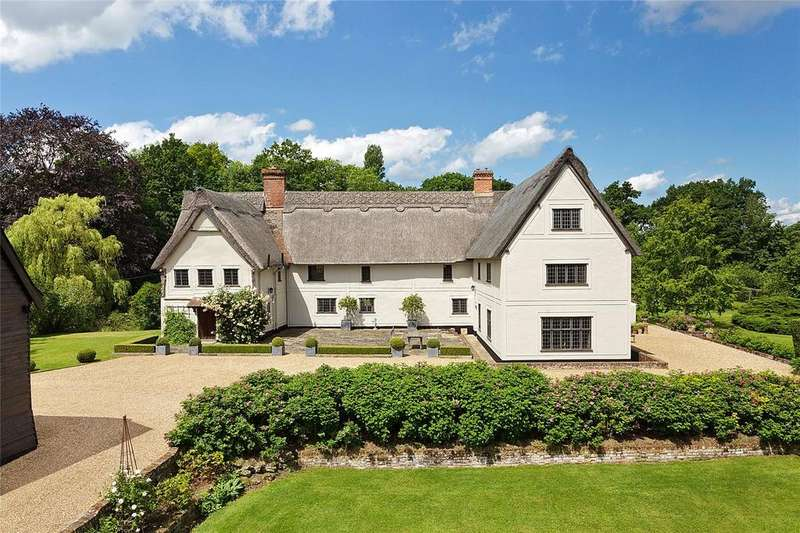6 Bedrooms Unique Property for sale in Brettenham, Ipswich, Suffolk, IP7