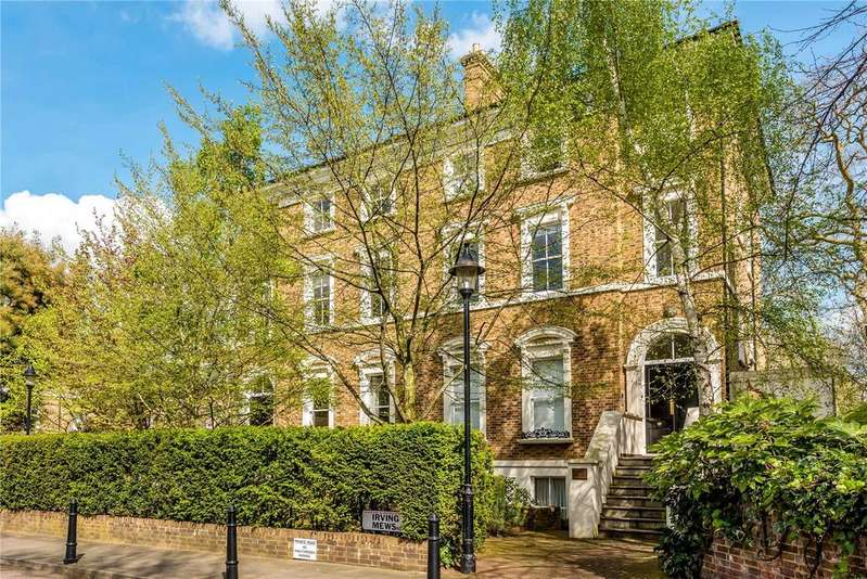 2 Bedrooms Flat for sale in Cromwell House, Irving Mews, Islington, London, N1