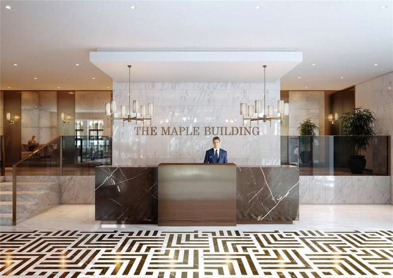 1 Bedroom Flat for sale in The Maple Building, 39-51 Highgate Road, London, NW5