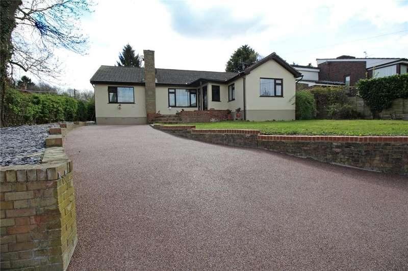 3 Bedrooms Detached Bungalow for sale in Lee Chapel Lane, Langdon Hills, Essex, SS16