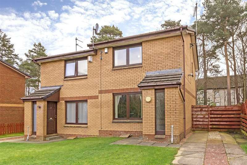 2 Bedrooms Semi Detached House for sale in 59 Oakridge Crescent, Paisley, Renfrewshire, PA3