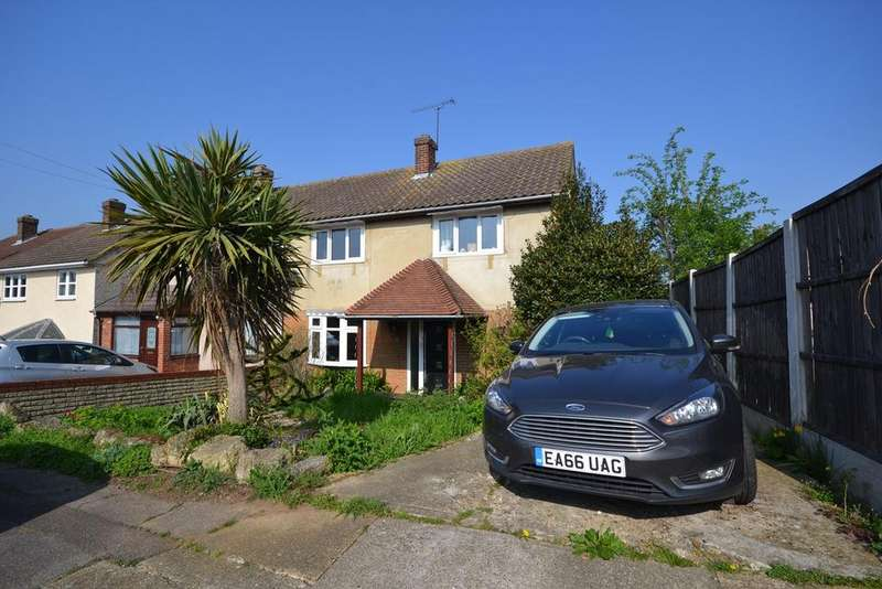 3 Bedrooms Semi Detached House for sale in Upton Close, Stanford-le-Hope, SS17