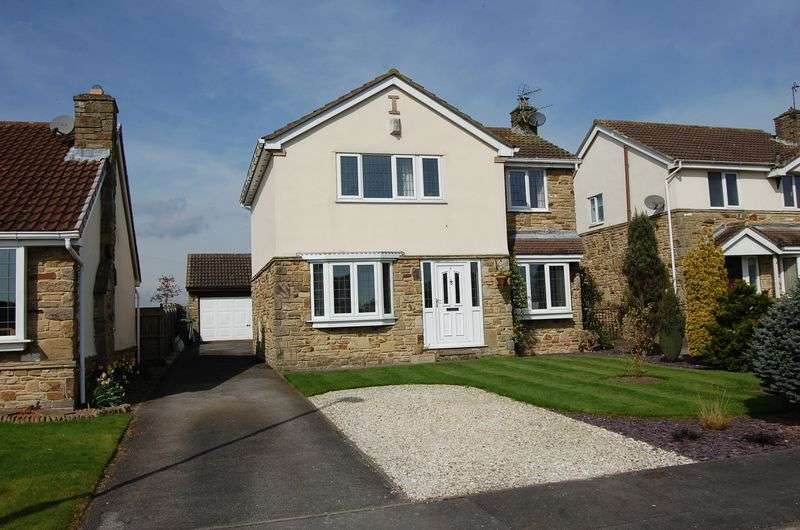 4 Bedrooms Detached House for sale in Village Fold, Kirkby Fleetham, Northallerton
