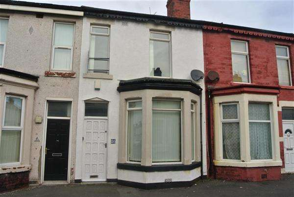 4 Bedrooms Terraced House for sale in Ribble Road, Blackpool