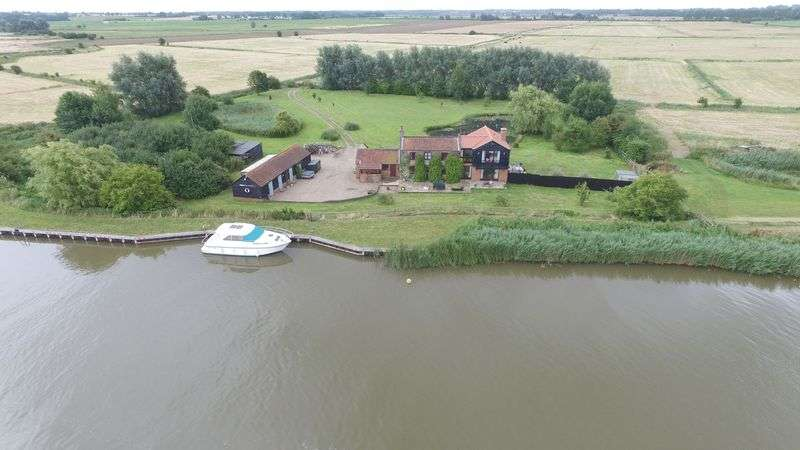 5 Bedrooms Detached House for sale in Norfolk Broads, NR13