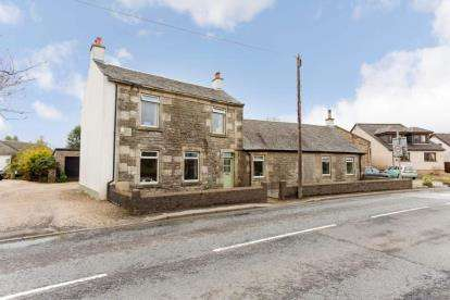 4 Bedrooms Detached House for sale in Main Road, Gateside