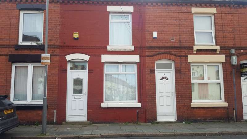 2 Bedrooms Terraced House for sale in Whitman Street, Liverpool, L15