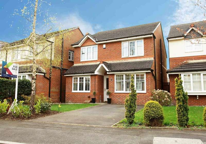 4 Bedrooms Detached House for sale in 3 Elmstone Drive, Royton