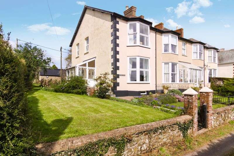 4 Bedrooms House for sale in Bouchers Hill, North Tawton