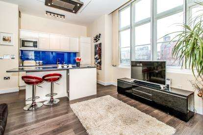 2 Bedrooms Flat for sale in Princess Street, Manchester, Greater Manchester