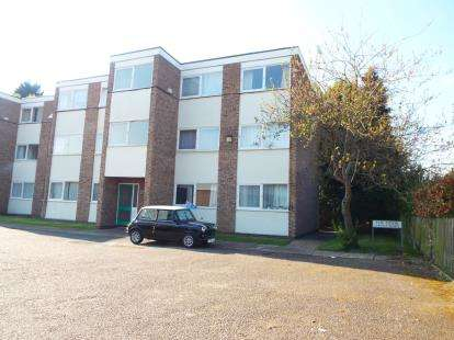 1 Bedroom Flat for sale in The Nook, Broadgate Avenue, Beeston, Nottingham