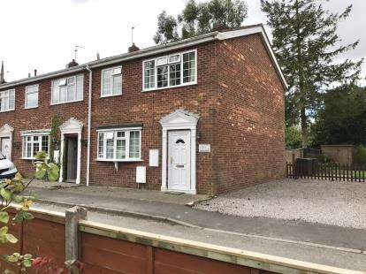 3 Bedrooms End Of Terrace House for sale in Church Street, Gosberton, Spalding, Lincolnshire