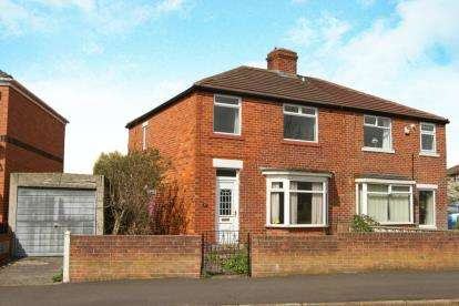 3 Bedrooms Semi Detached House for sale in Birklands Drive, Sheffield, South Yorkshire