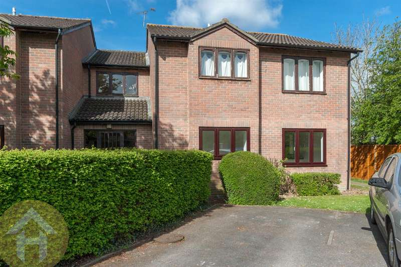 1 Bedroom Property for sale in Glenville Close, Royal Wootton Bassett