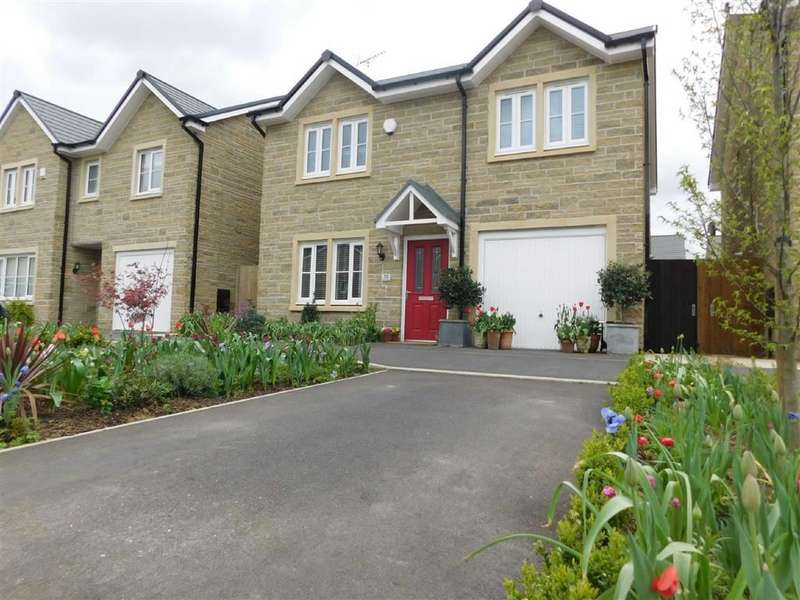 4 Bedrooms Property for sale in Calico Drive, Strines, Stockport