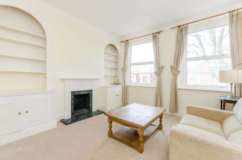 2 Bedrooms Flat for sale in Fulham Palace Road, Fulham, SW6