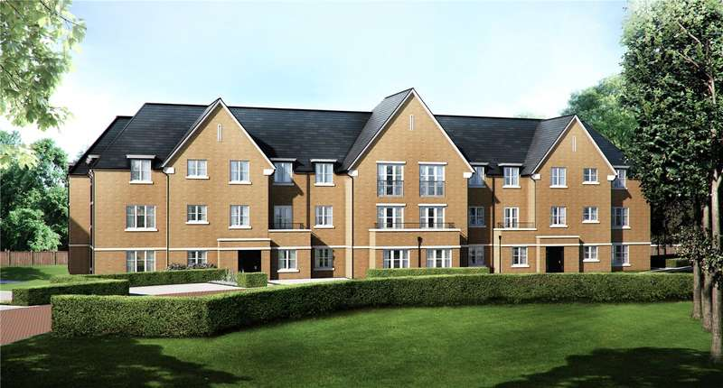 2 Bedrooms Flat for sale in Wick Road, Englefield Green, Egham, Surrey, TW20