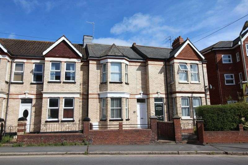3 Bedrooms Terraced House for sale in Okehampton Road, Exeter