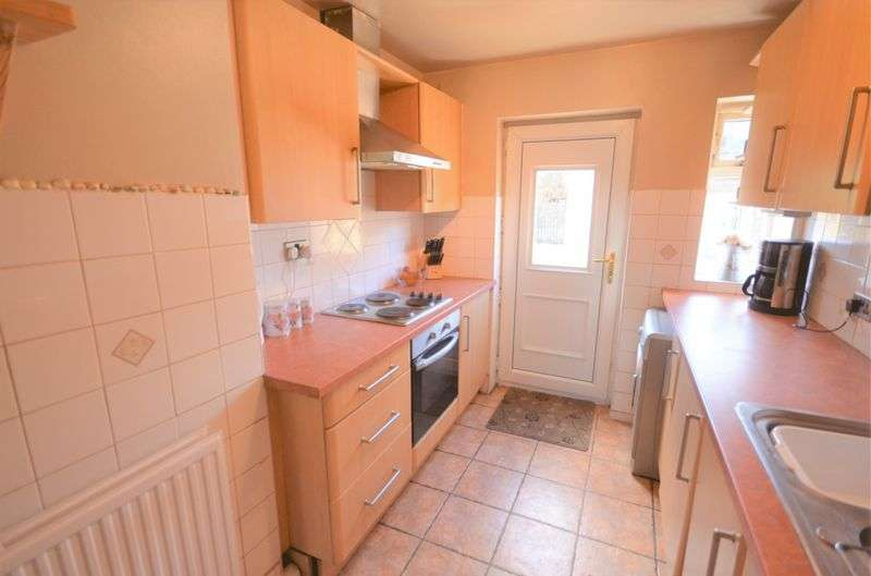 2 Bedrooms Terraced House for sale in 120 Falcon Drive, Castleford, WF10 5SD