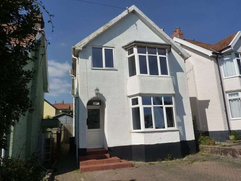 3 Bedrooms Detached House for sale in Ferndown Road, Lyme Regis