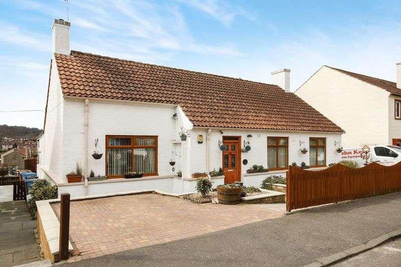 3 Bedrooms Detached Bungalow for sale in 11 Merker Terrace, Linlithgow