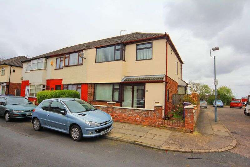 3 Bedrooms Terraced House for sale in Missouri Road, Old Swan, Liverpool, L13
