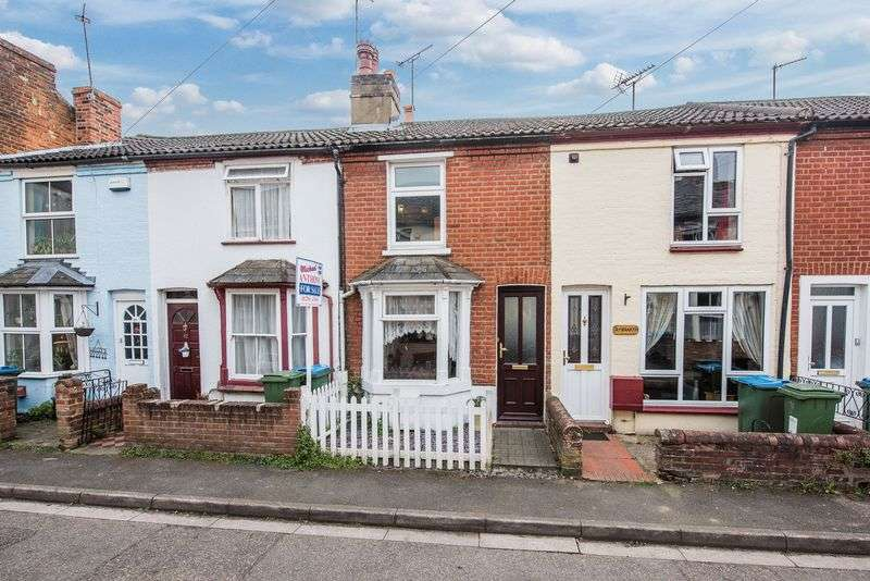 2 Bedrooms Terraced House for sale in Albert Street, Aylesbury