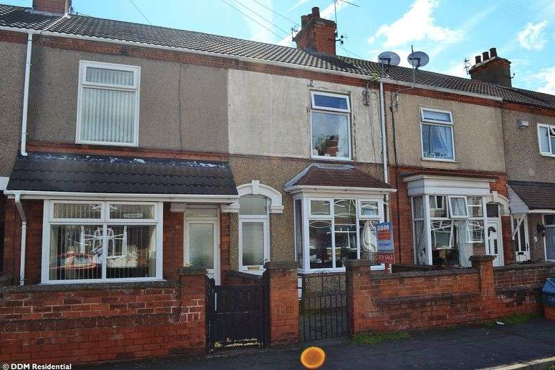 3 Bedrooms Terraced House for sale in Neville Street, Cleethorpes