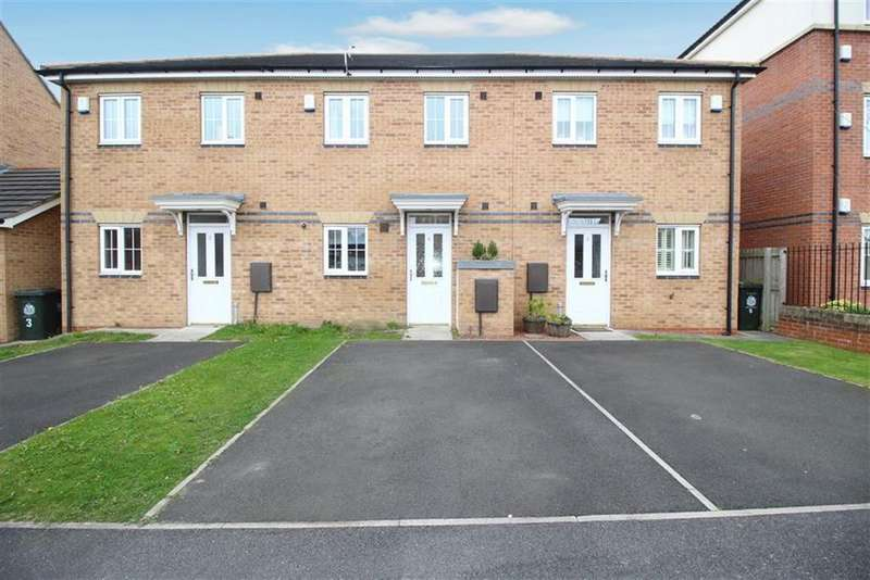 2 Bedrooms Terraced House for sale in Monarch Court, Newcastle-upon-Tyne