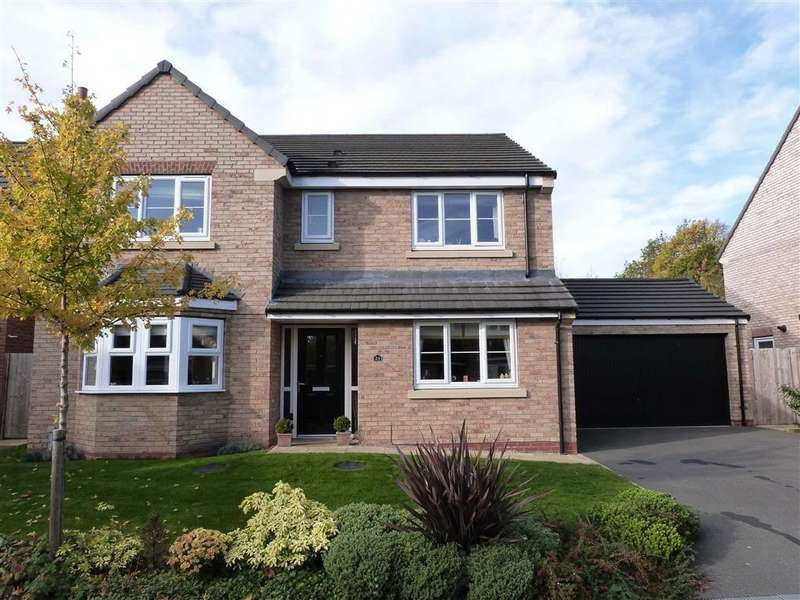 4 Bedrooms Detached House for sale in Stonebridge Drive, Wilberfoss
