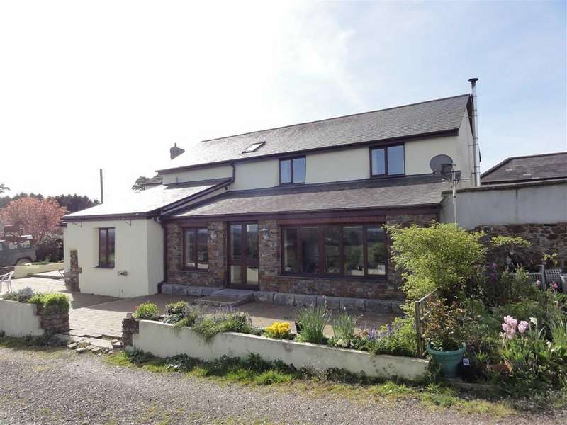 3 Bedrooms Detached House for sale in Sanctuary Lane, Hatherleigh, Okehampton, Devon, EX20