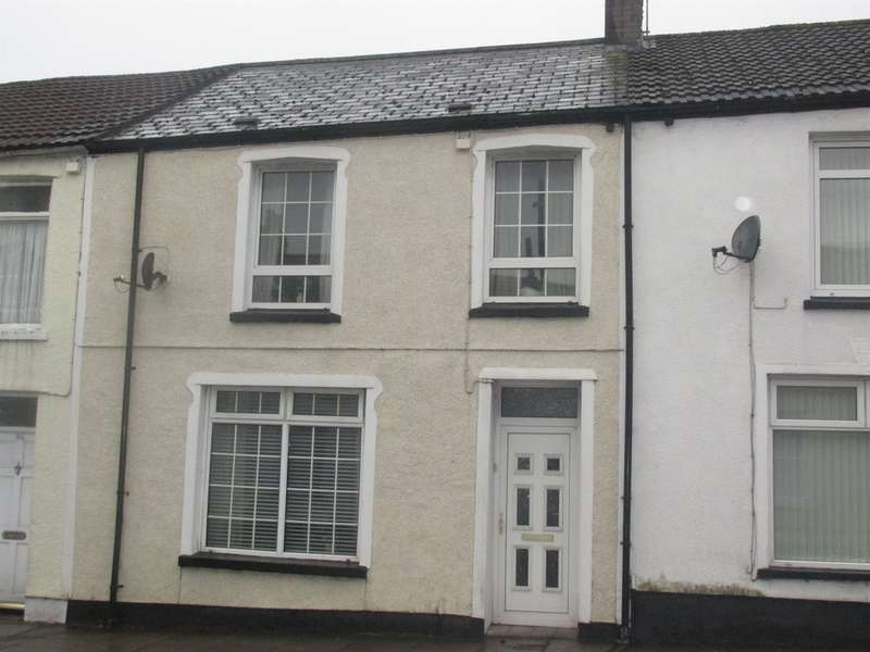 3 Bedrooms Terraced House for sale in High Street, Rhymney, Tredegar