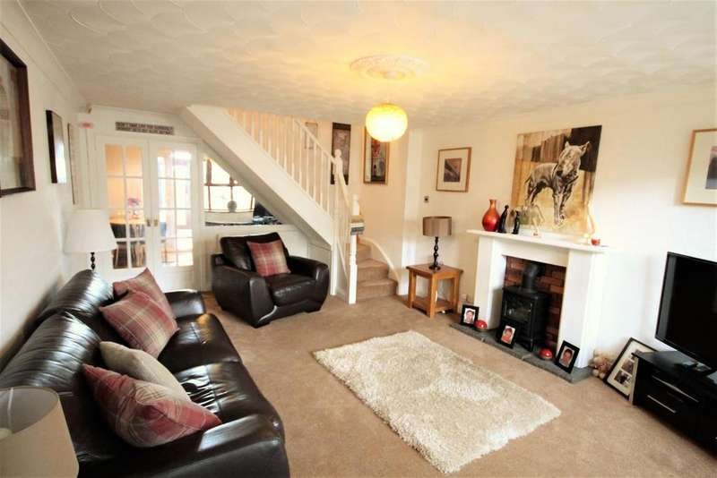 2 Bedrooms Semi Detached House for sale in Scargill Drive, Spennymoor