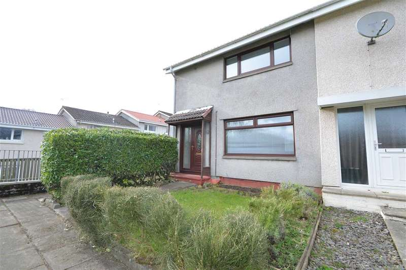 2 Bedrooms End Of Terrace House for sale in Ellisland, East Kilbride