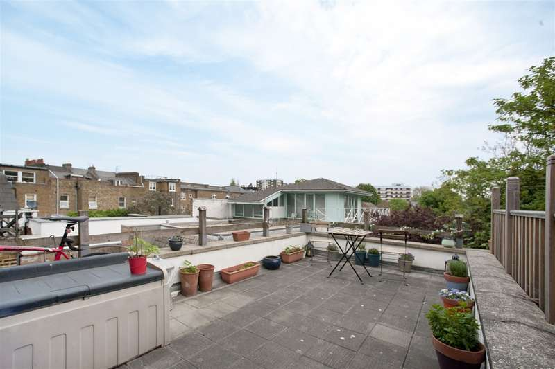 1 Bedroom Flat for sale in Brackenbury Road, Hammersmith