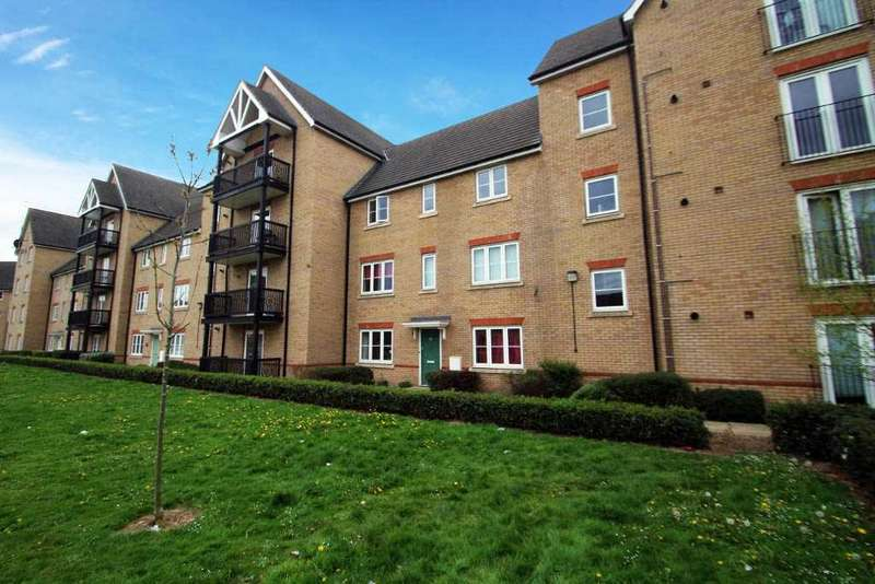 2 Bedrooms Apartment Flat for sale in Bruff Road, Ipswich
