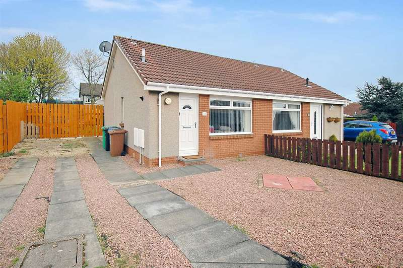 1 Bedroom Semi Detached Bungalow for sale in Morlich Court, Dalgety Bay