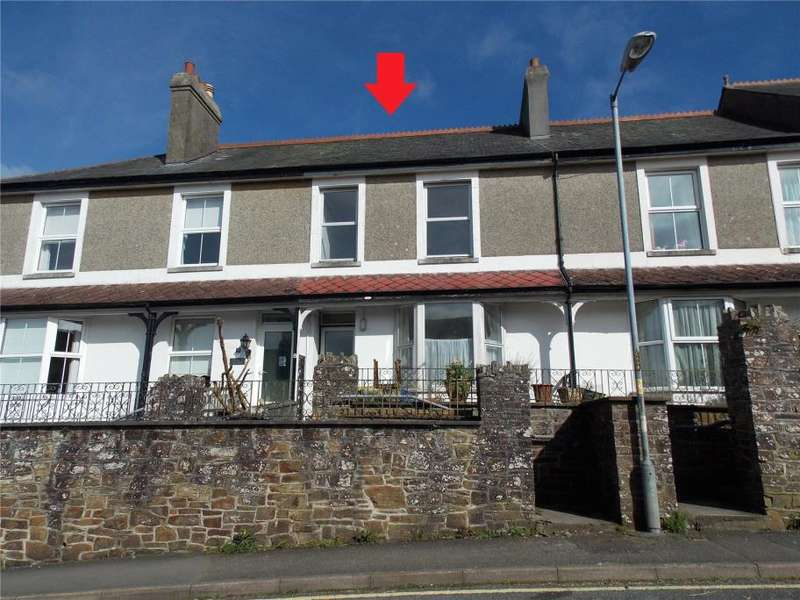 3 Bedrooms Terraced House for sale in Endsleigh Terrace, Barras Cross, Liskeard