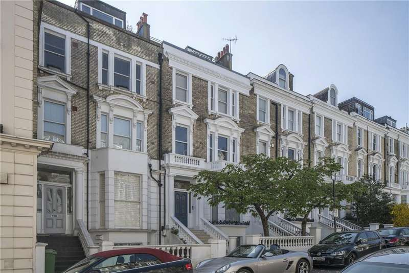3 Bedrooms Flat for sale in Belsize Crescent, Hampstead, London, NW3