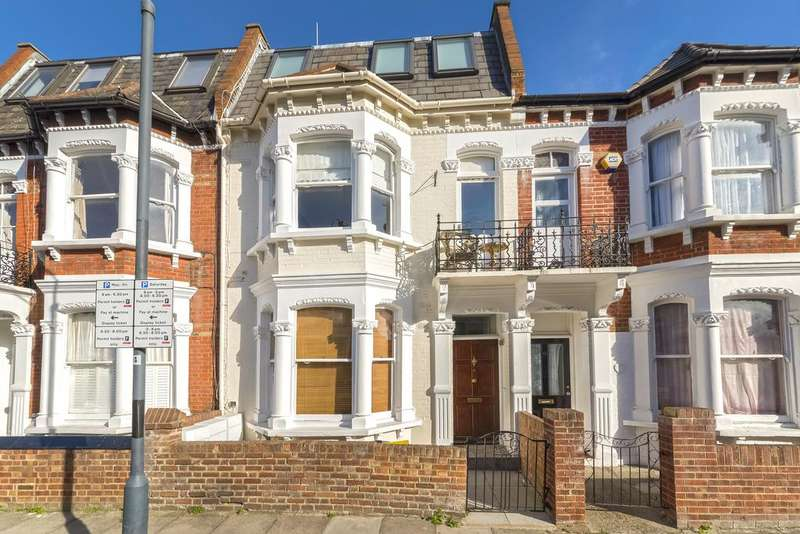 1 Bedroom Flat for sale in Mirabel Road, SW6