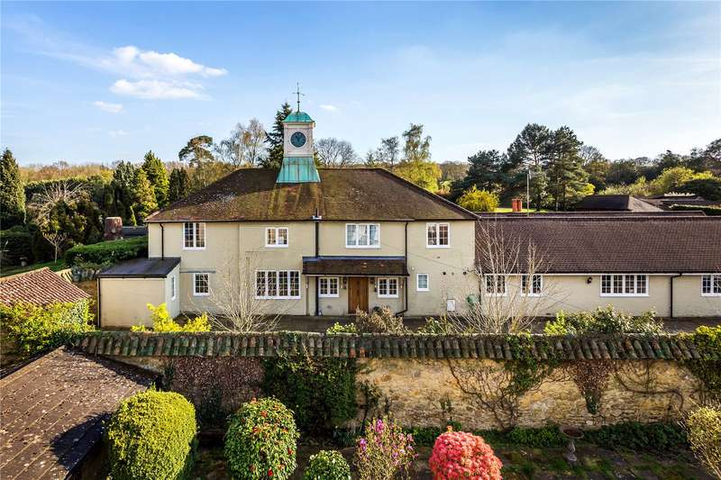 7 Bedrooms Detached House for sale in Garston Park, Ivy Mill Lane, Godstone, Surrey, RH9