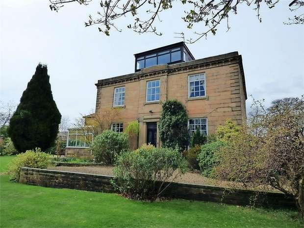 6 Bedrooms Detached House for sale in East Street, Huddersfield, West Yorkshire