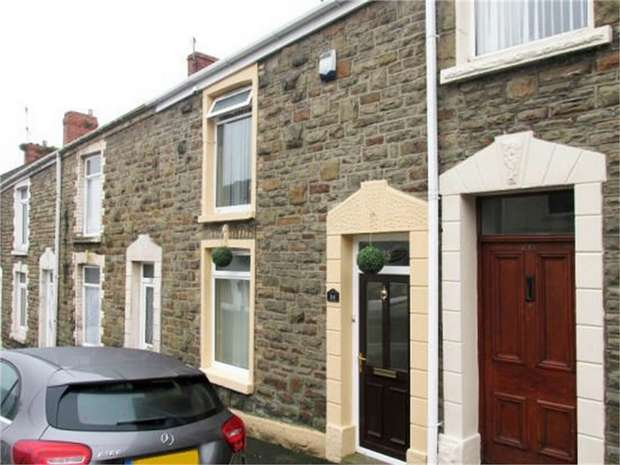 3 Bedrooms Terraced Bungalow for sale in Sydney Street, Brynhyfryd, Swansea, West Glamorgan