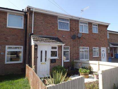 2 Bedrooms Terraced House for sale in Parkstone, Poole